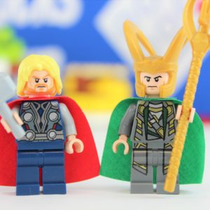 2x LEGO® Themed Minifig Pack!