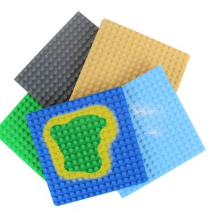 LEGO® Baseplate Pack of 5