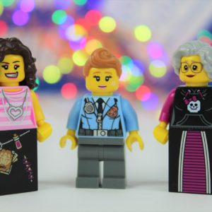 3x LEGO® Non-Themed Minifig Pack!