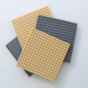 16×16 LEGO® Baseplate Pack! (Pack of 4!)